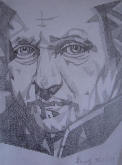 Rembrandt by volkov